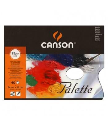 Papier Palette Canson