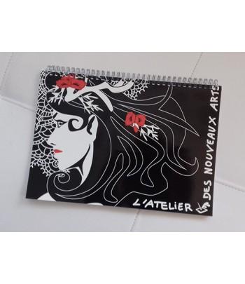 Cahier A4 de l'Atelier, 80...