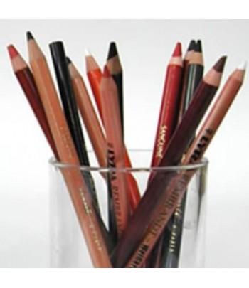 Set de 6 crayons fusains...