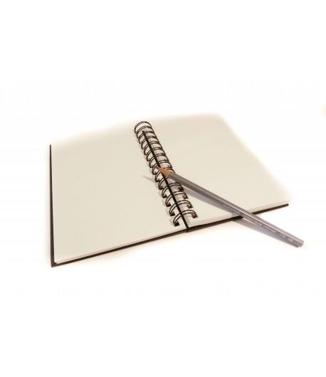 Carnet de croquis, Art book field, 90FL 12,5x18cm, 96gr, Canson