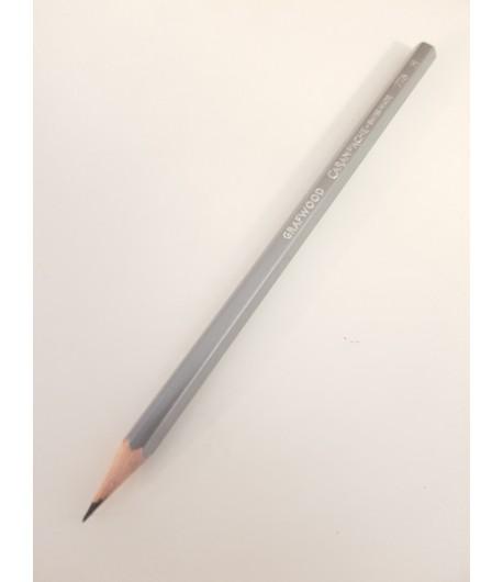 Crayon Grafwood H, à l'unité, Caran d'Ache